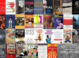 デヴィッド・ボウイ推薦図書100冊 #001-033