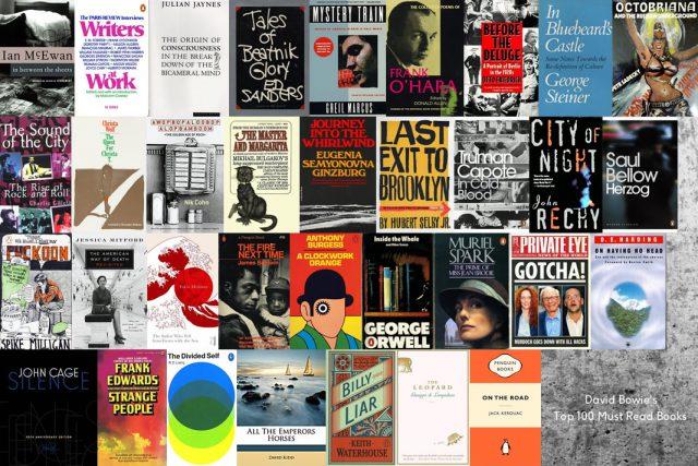 デヴィッド・ボウイ推薦図書100冊 #034-067