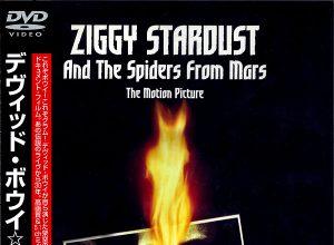 Ziggy Stardsut The Motion Picture DVD