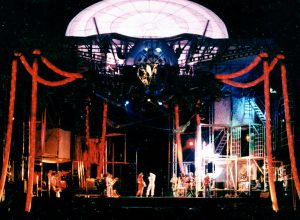 Glass Spider Tour 1987