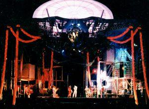 Glass Spider Tour 1987