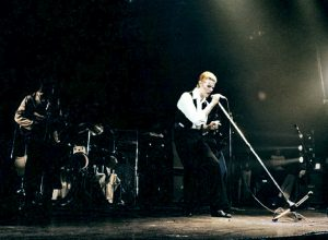 """Isolar"" Station To Station Tour 1976"