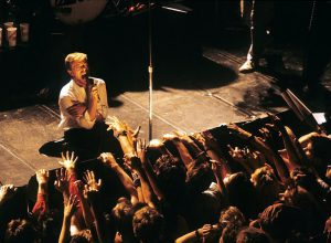 Tin Machine's Tin Machine Tour 1989
