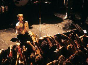 Tin Machine's Tin Machine Tour 1989
