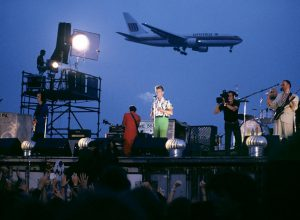 Tin Machine's It's My Life Tour 1991-1992