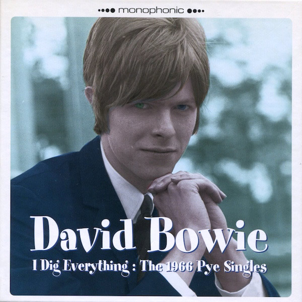 I Dig Everything : The 1966 Pye Singles