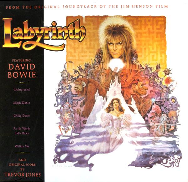 Labyrinth (From The Original Soundtrack Of The Jim Henson Film) / ラビリンス 魔王の迷宮 オリジナル・サウンドトラック・アルバム