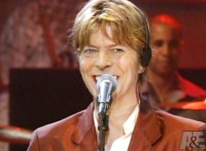 David Bowie Visual Archives 2002
