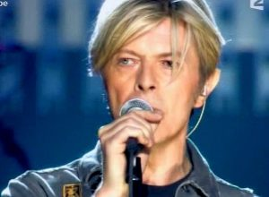 David Bowie Visual Archives 2003