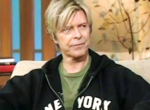 David Bowie Visual Archives 2004