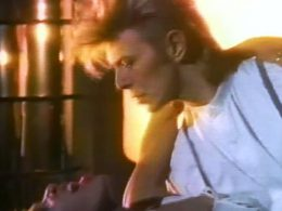 David Bowie Visual Archives 1987