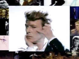 David Bowie Visual Archives 1990