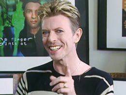 David Bowie Visual Archives 1995