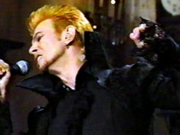David Bowie Visual Archives 1997-98