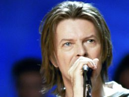 David Bowie Visual Archives 1999